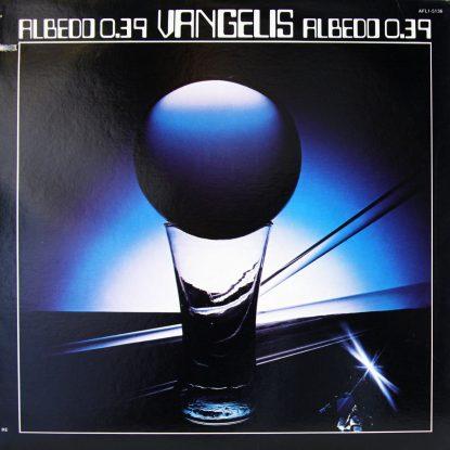 Vangelis - Albedo 039 - Vinyl