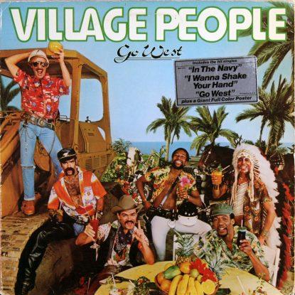 Village People - Go West - Vinyl
