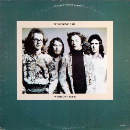 Wishbone Ash - Wishbone Four - Vinyl