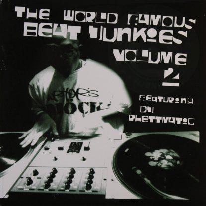 World Famous Beat Junkies - Volume 2 - Vinyl