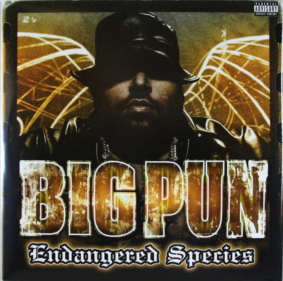 Big Pun - Endangered Species - Vinyl